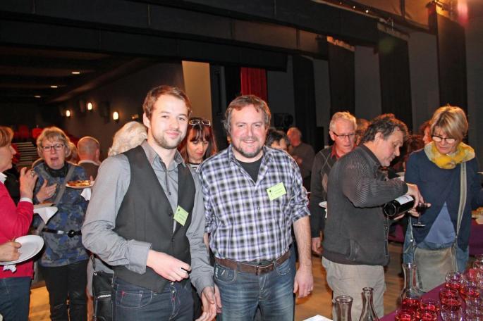 Anthony Naulleau et Henri Guéguen