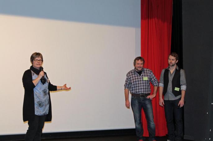 Odile présente Anthony Naulleau et Henri Guéguen